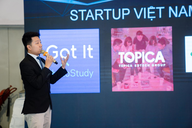 """Techfest Vietnam 2019: BuCA JSC trình làng giải pháp """"THÀNH PHỐ THÔNG MINH"""""""