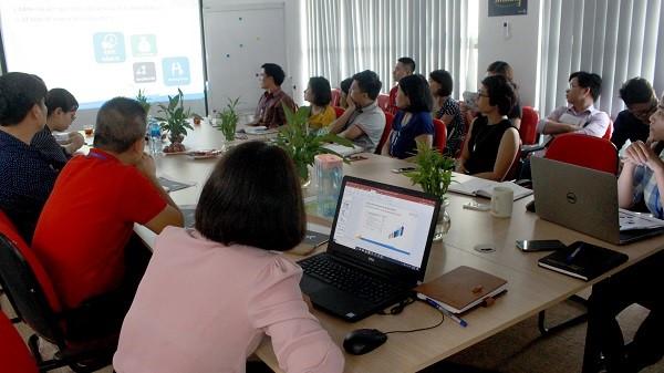 """BuCA tổ chức chương trình đào tạo """"Kỹ năng lập kế hoạch"""" cho cán bộ, nhân viên"""